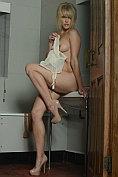 Headmistress Mackenzie strips naked