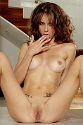 Malena Morgan shows us her pussy