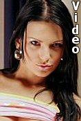 Mili Jay seducing on video