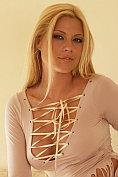 Busty blonde babe Adriana Malkova