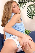 Anny (Natalia) shows off her great ass at Nubiles.net