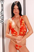 Gorgeous Monika Benz on video