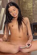 Sweet Nubile hottie Daniella Rose