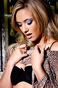 Sophia Knight gets naked in the nightclub