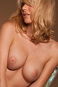 Sabrina Rose slips off her bra