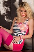 Brookie - looking slutty in pink