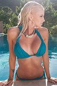Gemma Hiles shows off in her bikini