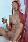 Juliett Lea loves to show herself off when she has had a drink
