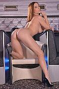 Antonia Sainz poses naked for us